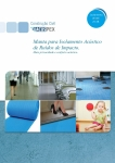 Acuspex Isolamento para piso Acusterm isolamentos termicos e acusticos