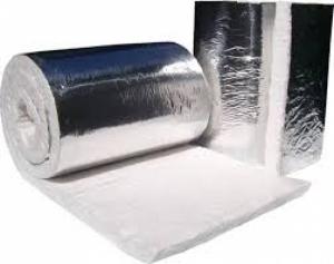 Fibra Cerâmica Revestida com aluminio - Acusterm isolamentos termicos e acusticos - Compre ja a preco de fabrica