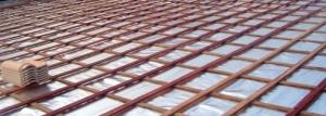Instalacao subcobertura - isolamento para telhado - Acusterm isolamentos termicos e acusticos - preco de fabrica entrega em todo o Brasil