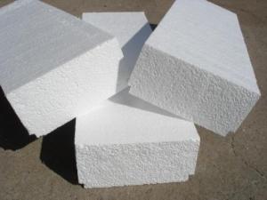 Isopor em blocos para tratamento acustico - Acusterm isolamentos termicos e acusticos