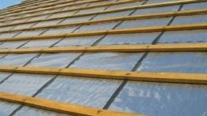 Subcobertura Isolante com estrutura de instalacao - Acusterm isolamentos termicos e acusticos